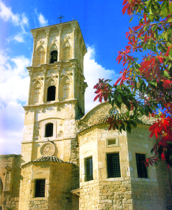 Agios Lazaros Kampanario
