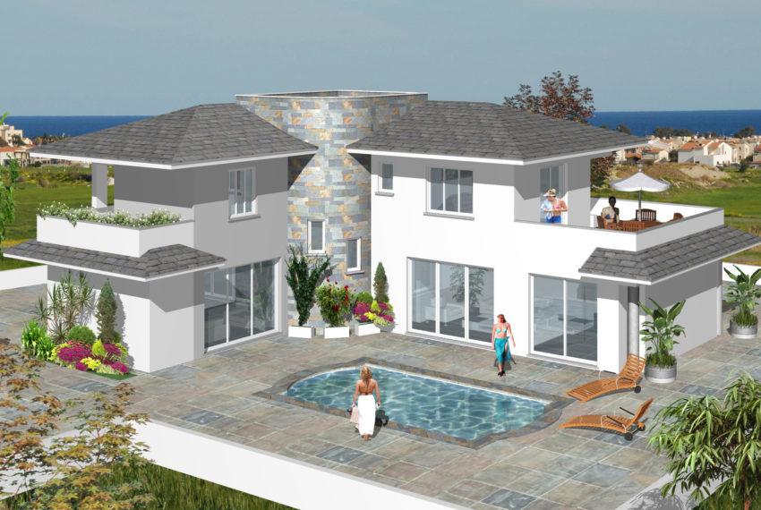 HOUSE POOL 2