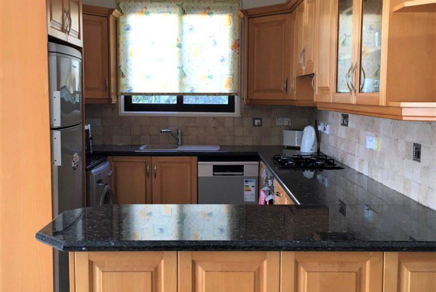 Sea View 1 Kitchen