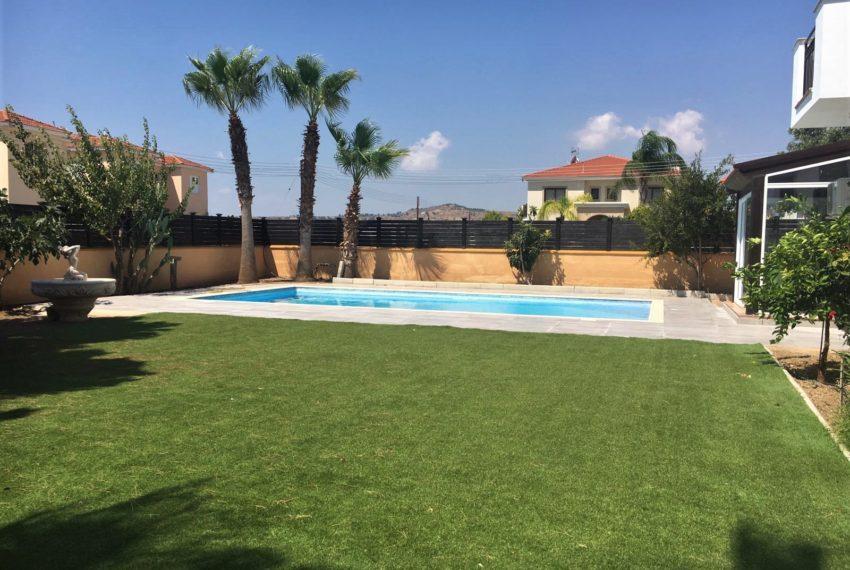 Veras House Garden